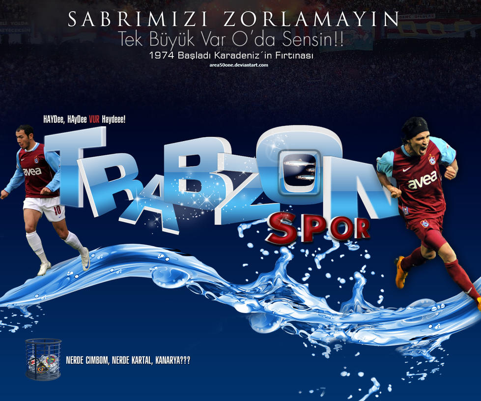 Trabzonspor By ArEa50oNe On DeviantArt