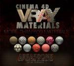 Cinema 4d Vray Materials