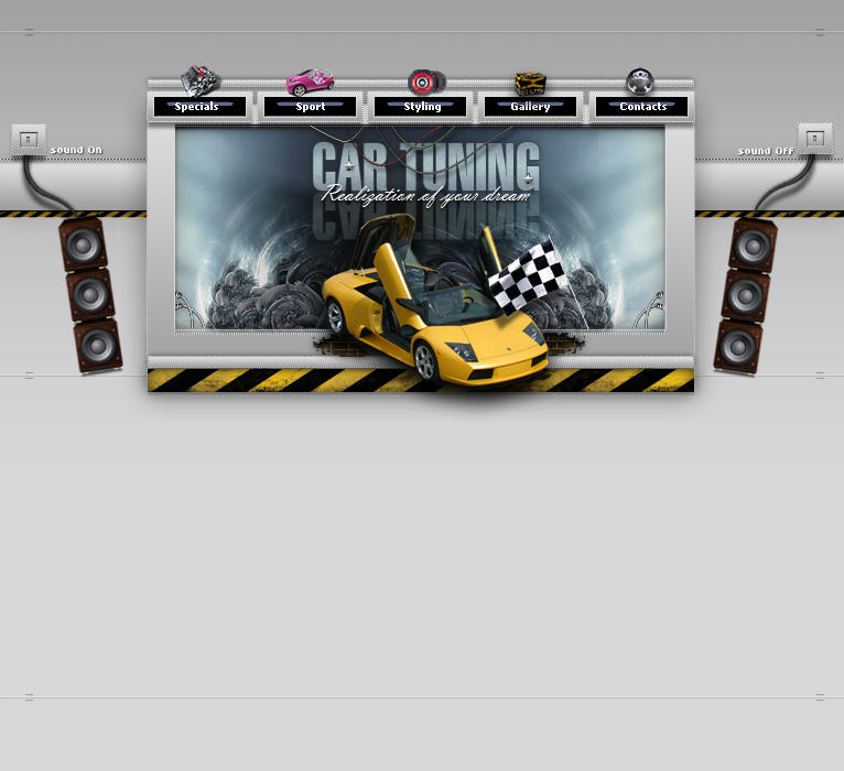 Car Tuning by arEa50oNe