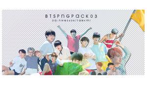 06 / BTS PNG PACK 03