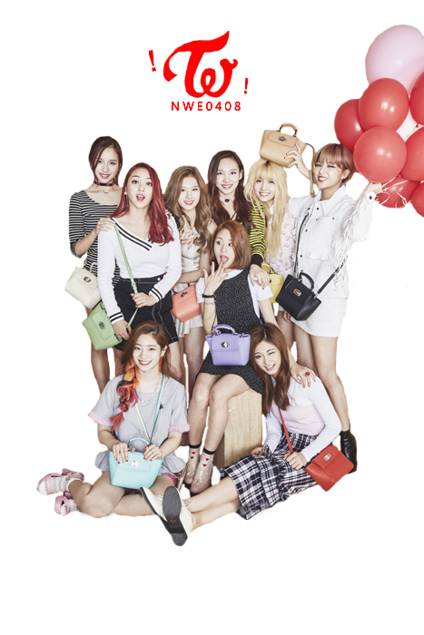 TWICE THE STAR PNG by NWE0408