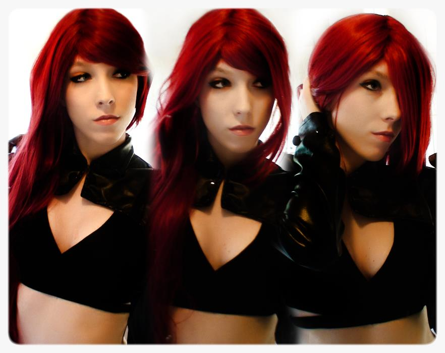 League of Legends : Katarina Cosplay by HelloKot