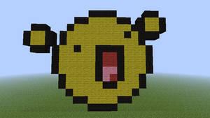 Minecraft: Bummies Pixel Art