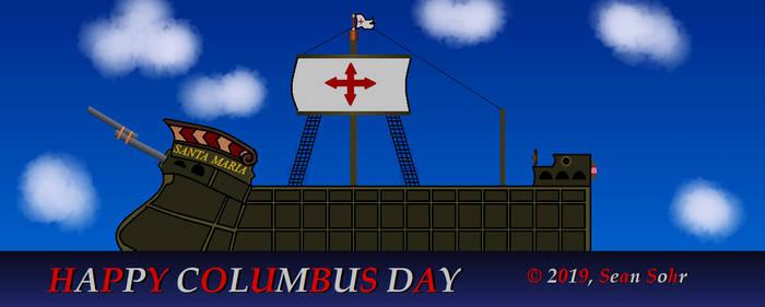 Happy Columbus Day 2019