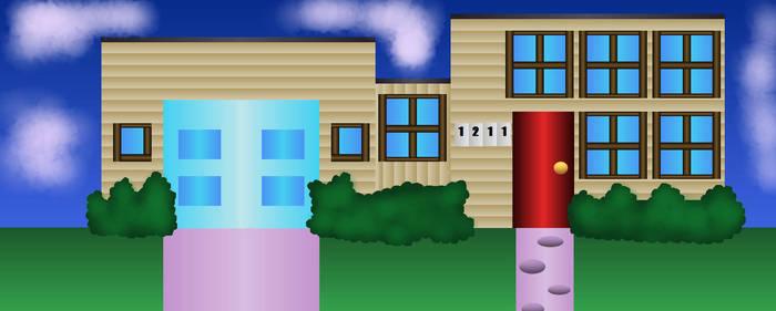 The Divorce Days - Concept Art 28 - Temporary Home