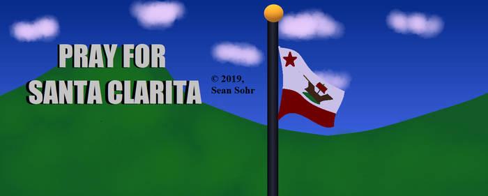 Pray for Santa Clarita