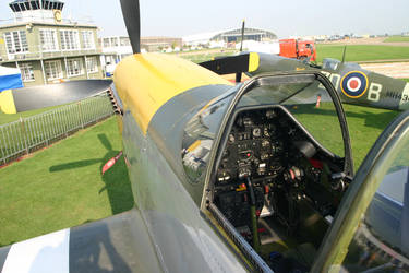 p51 office ofmc duxford by Sceptre63