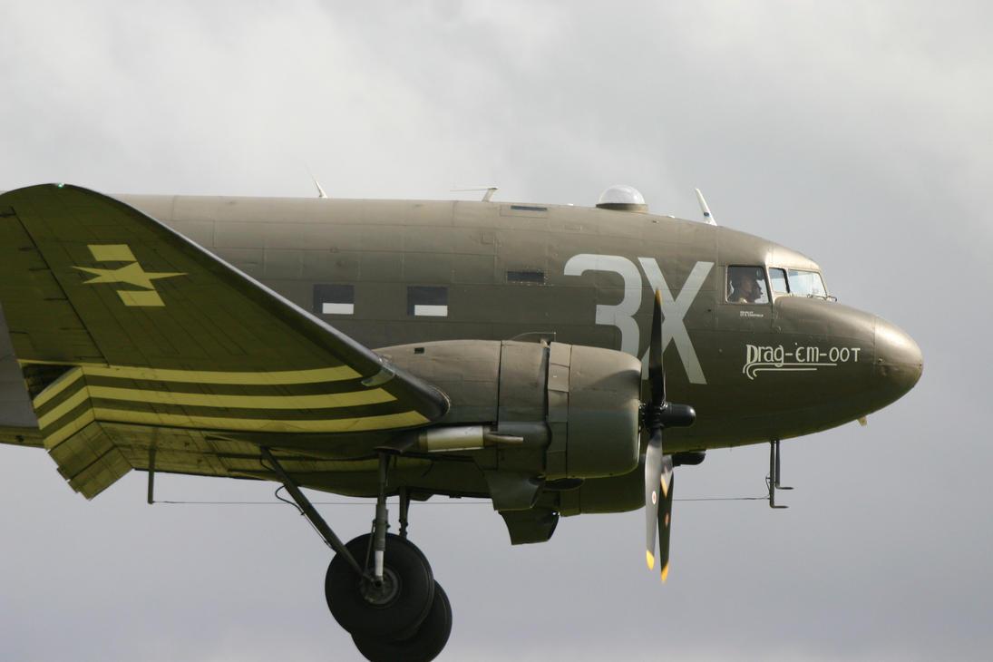 DC3 DAKOTA DRAG EM OOT by Sceptre63