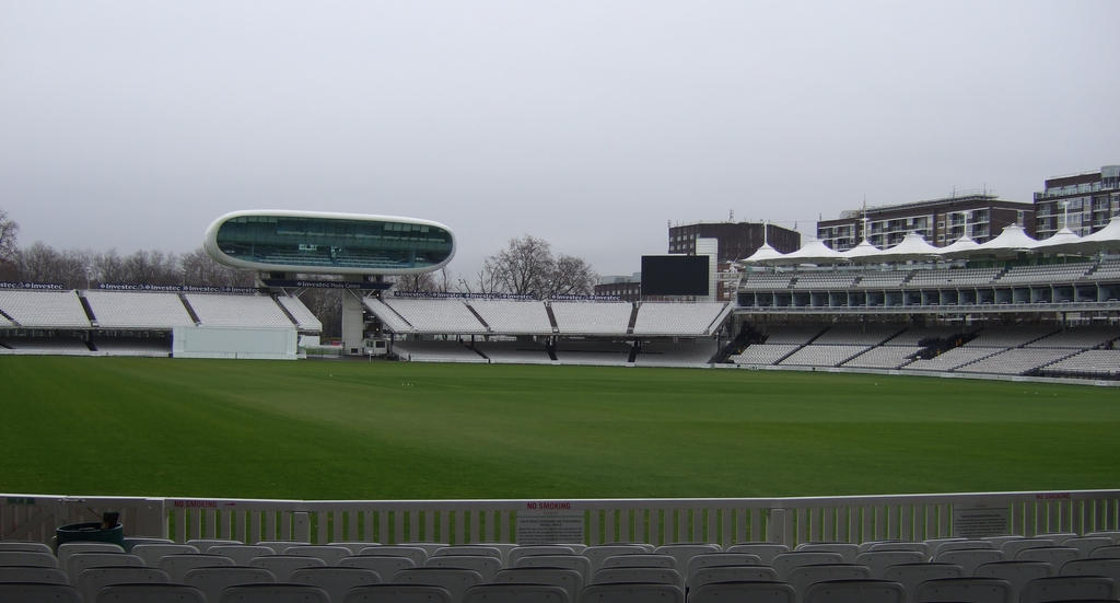 ground view at lords by Sceptre63 - Sports Competition September 2013