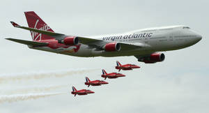 virgin 747 and the reds 2