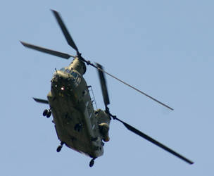 RAF CHINOOK DISPLAY 2 by Sceptre63