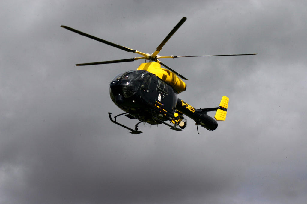 cambridge police helicopter 2 by Sceptre63
