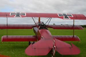 red baron FOK DR1 477 b by Sceptre63