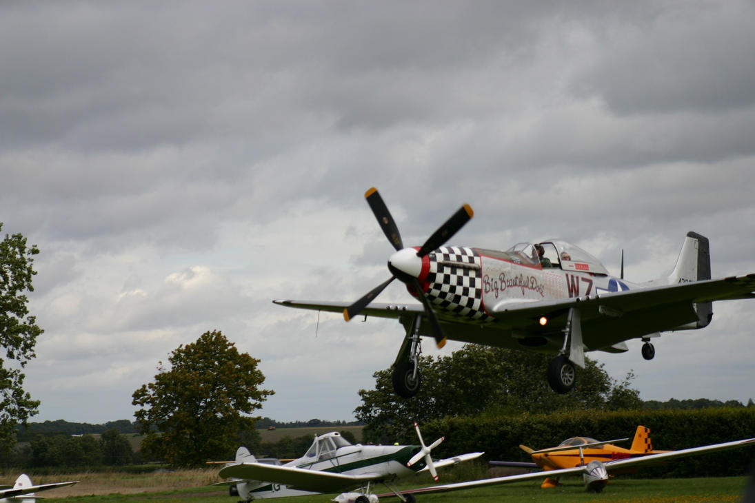 cadillac of the sky P51 2 by