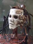 steampunk mask at kew