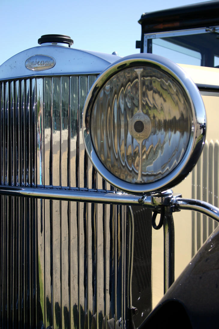 SUNBEAM close up grill by Sceptre63