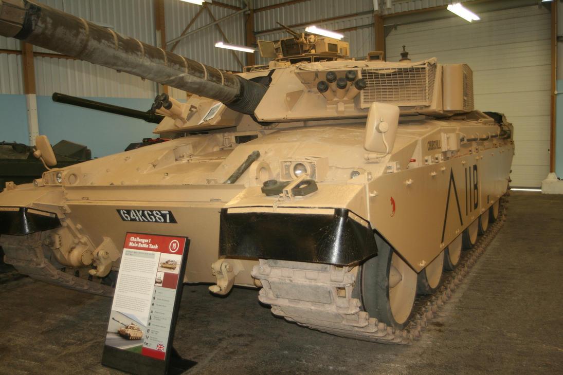 Gulf war main battle tank by Sceptre63