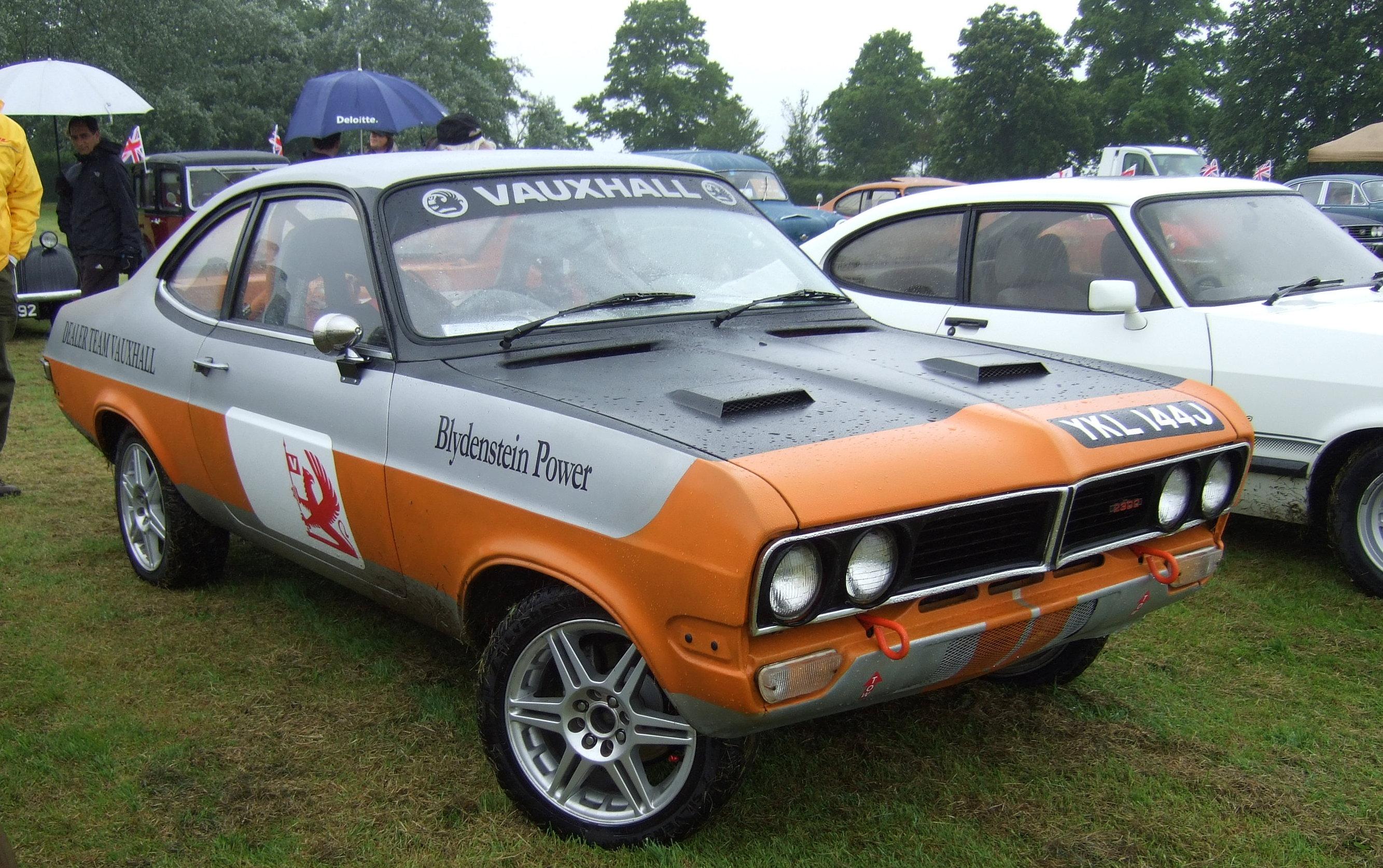 VAUXHALL rally car by Sceptre63 on DeviantArt