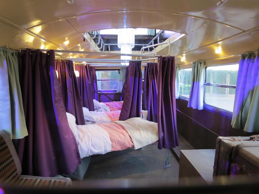 HARRY POTTER Studio Sets Tour ,inside Bus By Sceptre63 ...