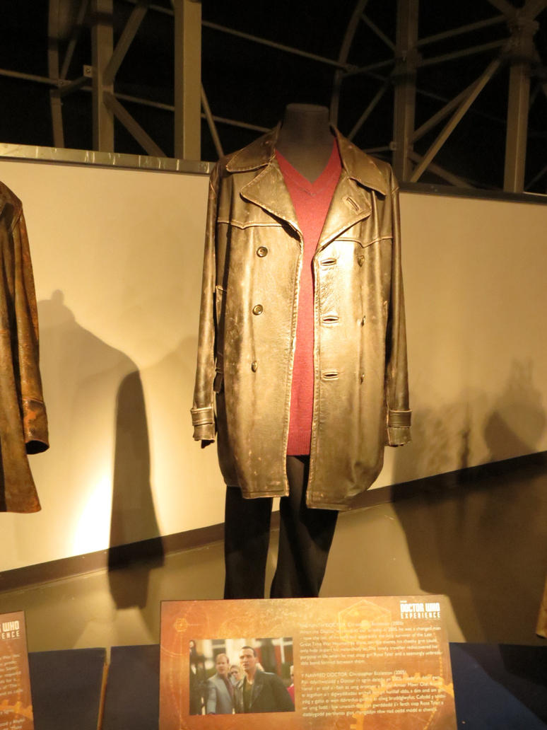 doctor who props and  sets cardiff wardrobe by Sceptre63