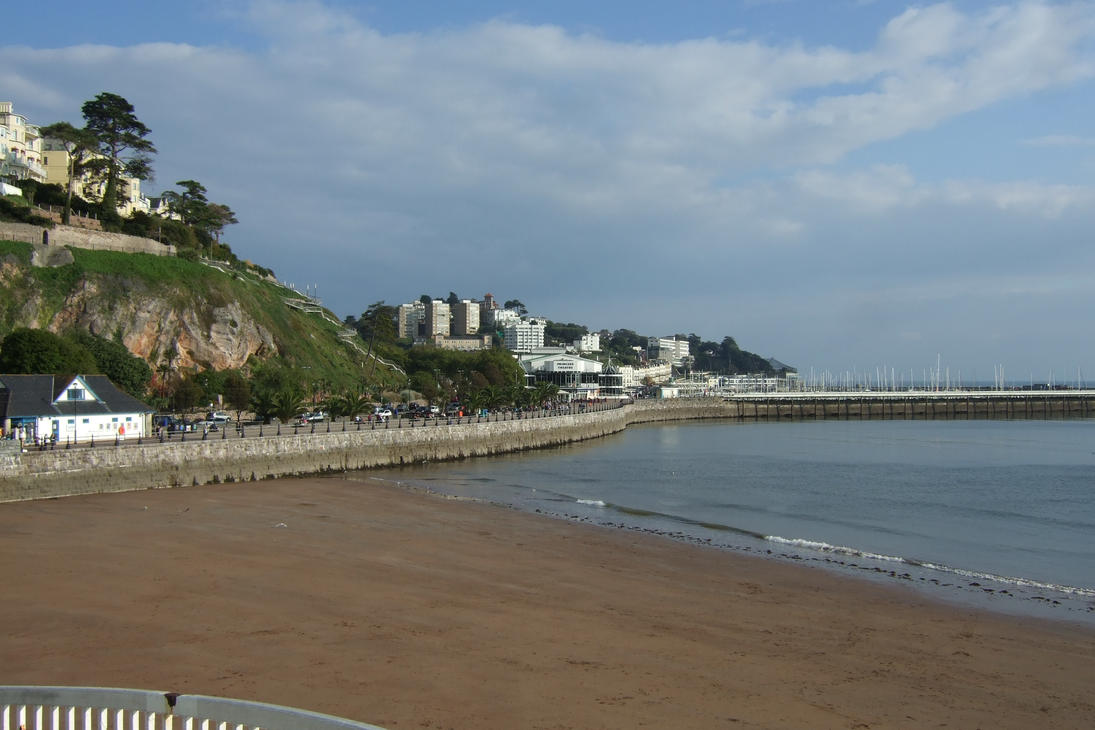sea front torquay by Sceptre63