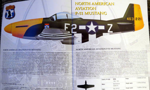breitling fighters p51 mustang