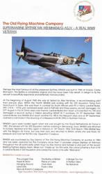 info sheet spitfire mk9 mh434 ofmc