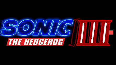 sonic the hedgehog movie 3 logo