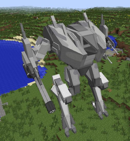 Steel Avalanche, Peregrine II Heavy BattleMech