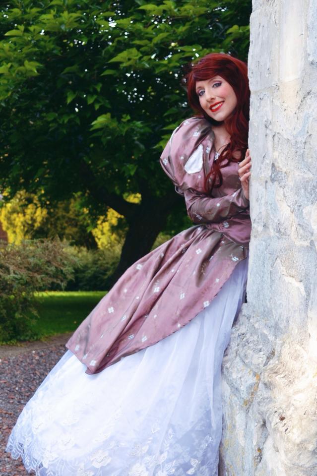 Ariel Pink Dress by