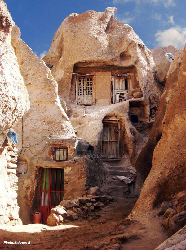 stone village 1 by behroozR