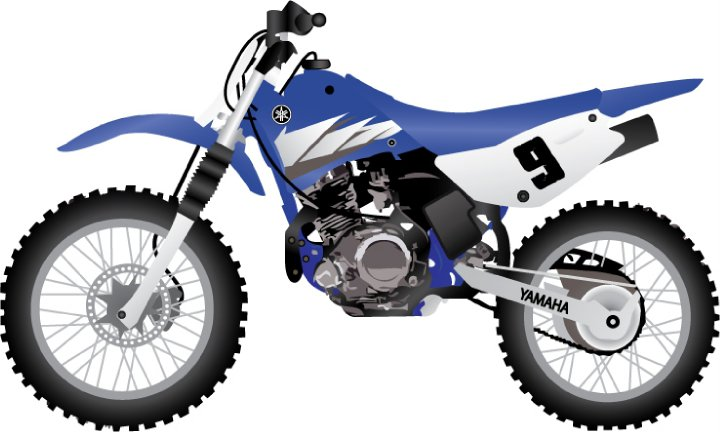 Yamaha Ttr 125 By Shooterrainey On Deviantart