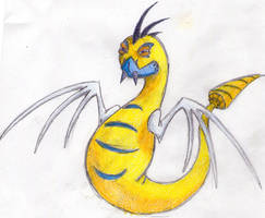 Spargoyle--Contest Entry by Winyartist