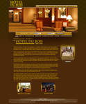 Hotel DuBois  Website by blaquejag