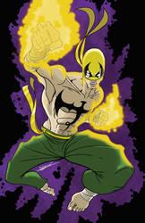 Iron fist again