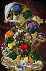 Teenage Mutant Ninja Turtles Print
