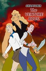 SWAPTOBER - The Venture Bros