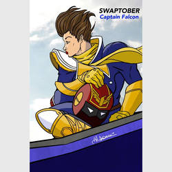 SWAPTOBER  - Captain Falcon