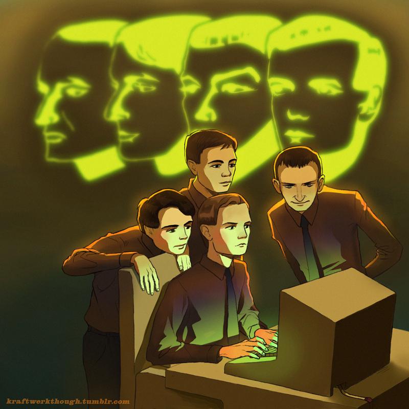 Computer World by Kvasii