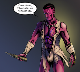 Wild Sinestro