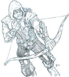Arrow by Joe-Becker