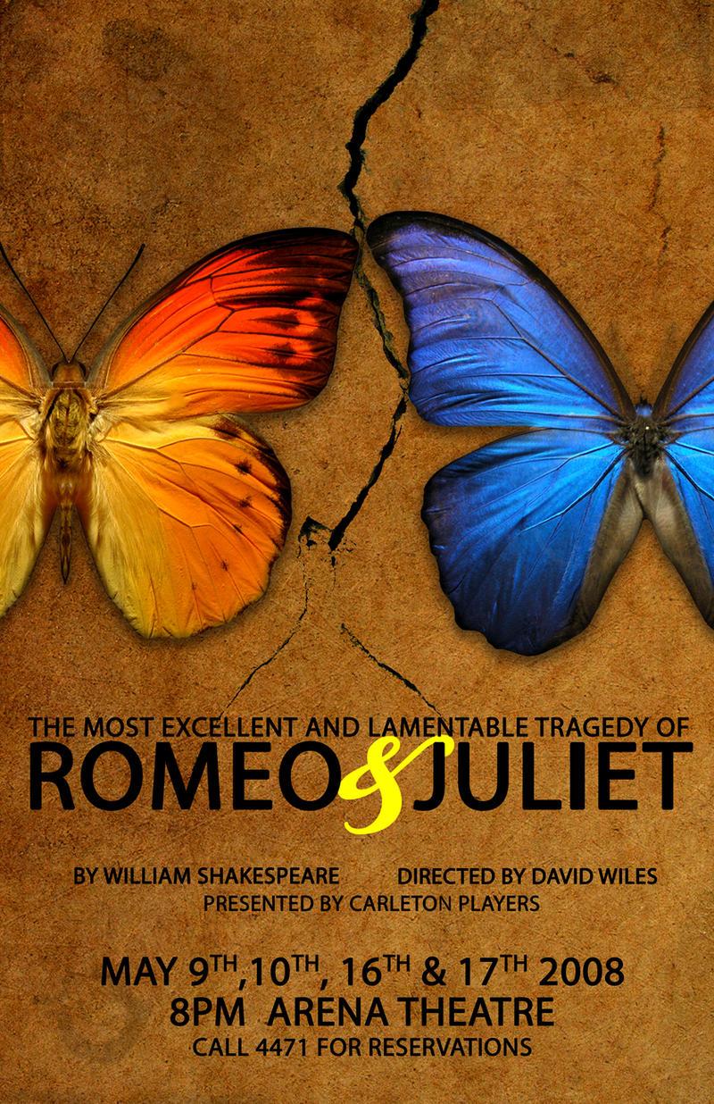 Romeo+Juliet Poster by ceasetobeme on DeviantArt