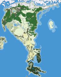 Anchorome, Maztica, Michaca and Lopango Full Map