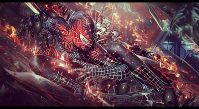 Spider Man by EthicaDesigns