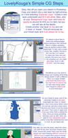 LK's Simple CG Steps by Tropic-Mews