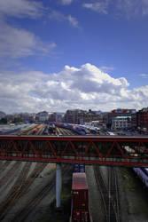 Railroad by davidjRayG