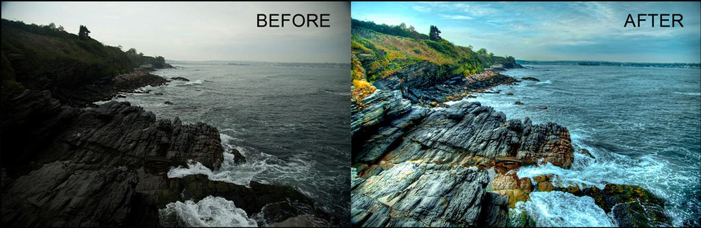 Photo editing services hdr