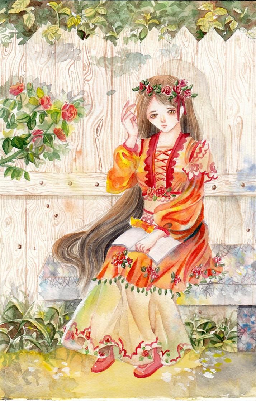 Happy Birthday To My Best Friend By Silent Flowers On Deviantart