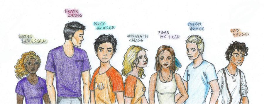 heroes of olympus 4