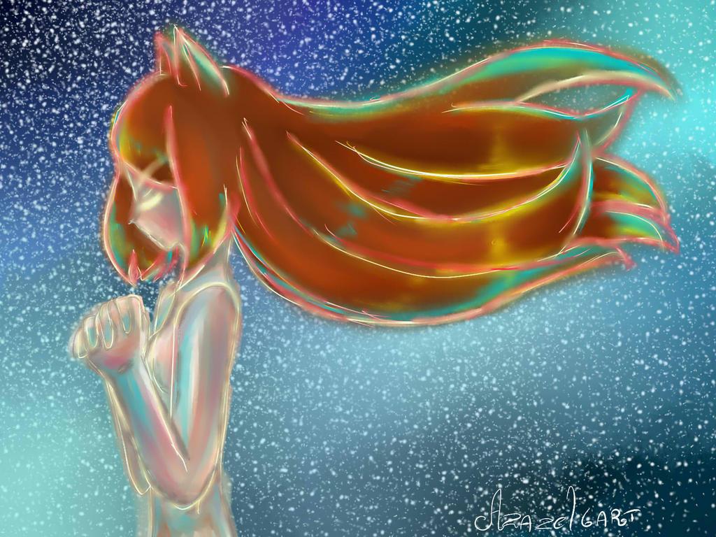 Cosmos :O by Azazel6art